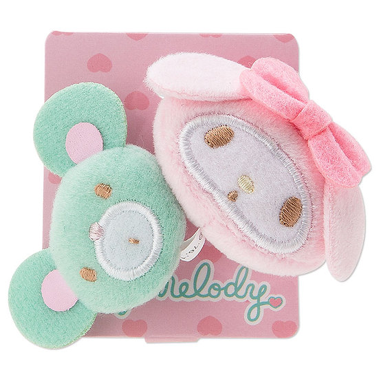 Elastics Decoration Series : Sanrio My Melody Hair Bobbles