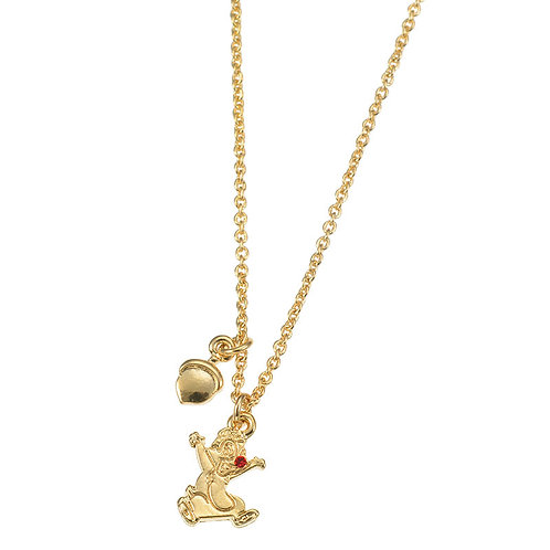 Jewel Collection  - Dale Charm Amulet Pendant necklace