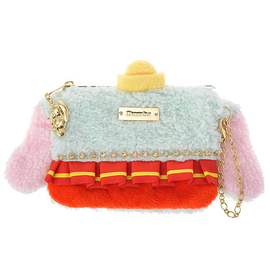 Coin & Card Pouch Collection : Sweet Glitter Dumbo Coin purse