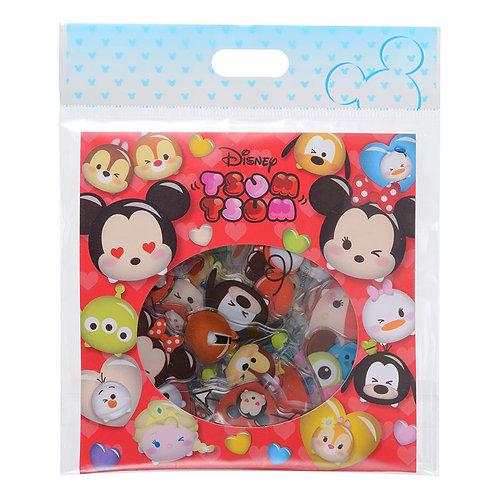 Sticker Pack Collection - Mickey & Friends Tsum Tsum Valentine Pop Out Sticker