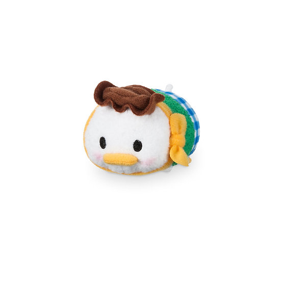 DISNEY TSUM TSUM COLLECTION - Donald Hong Kong Disneyland Frontierland Tsum Tsum