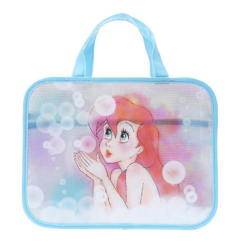 Waterproof / Spa Bag Collection : THE LITTLE MERMAID 2018 Spa Shower Pouch