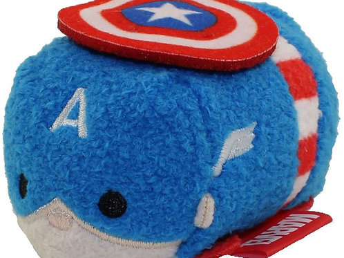 S size Tsum Tsum -  Marvel Captain America