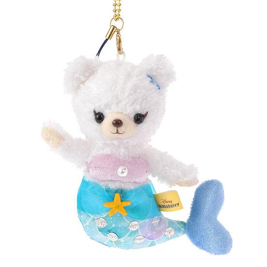 Unibearsity Keychain Collection - Puffy. The Little mermaid Unibearsity
