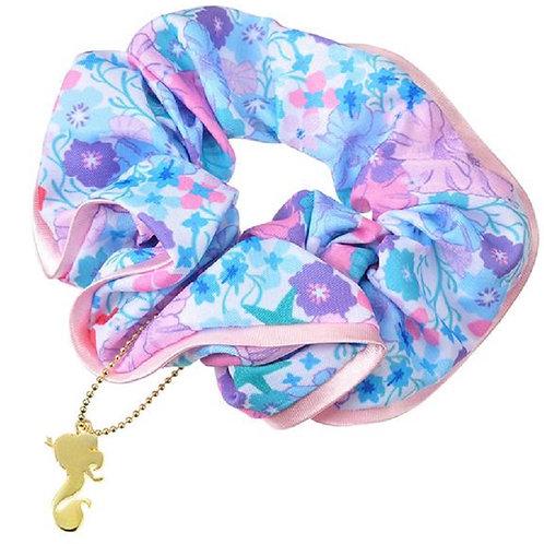 Scrunchie Hair Decoration : Happily Ever after  Little Mermaid Ariel Scrunchie