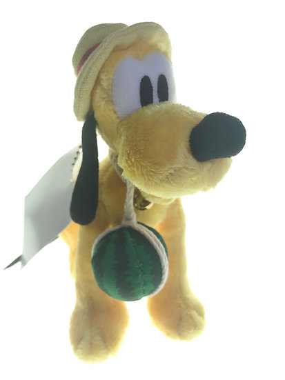 Tokyo DisneySea Plushie Series: Summer Love Pluto