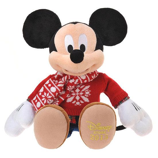 Christmas Special : Mickey Holiday Plush 2015