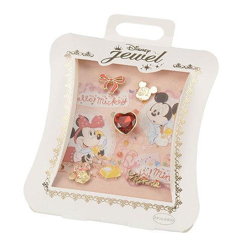 My Favorite Story series-Mickey&minnie Earring set