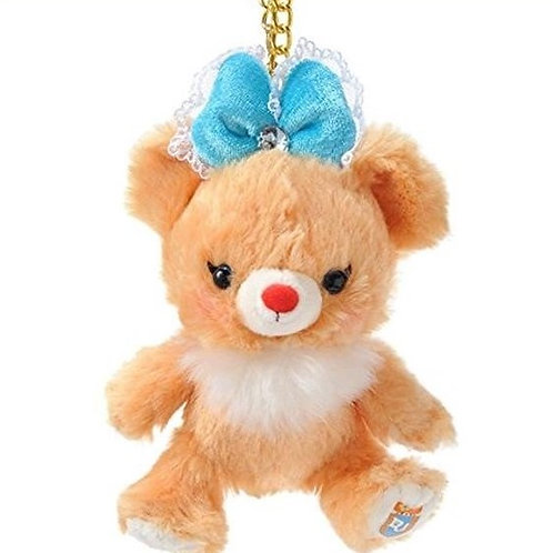 Unibearsity Keychain Collection - Apricot Unibearsity , Clarice limited Edition