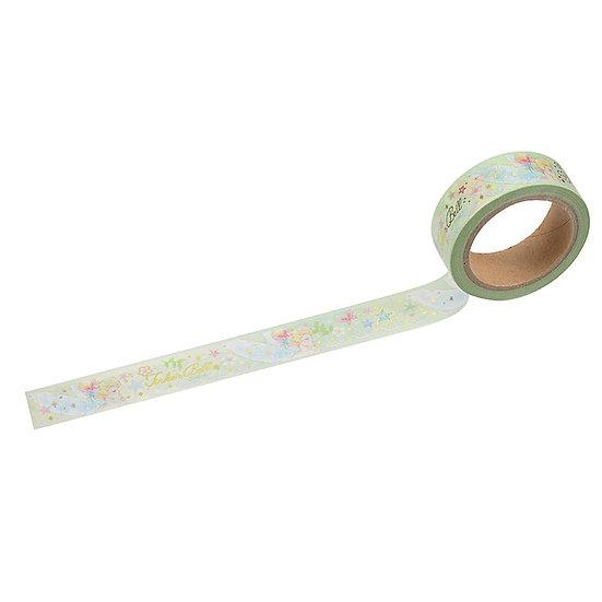 Washi Tape  :  Tinker Bell star