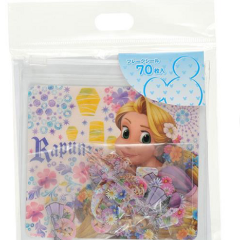 Rapunzel wish series Sticker set