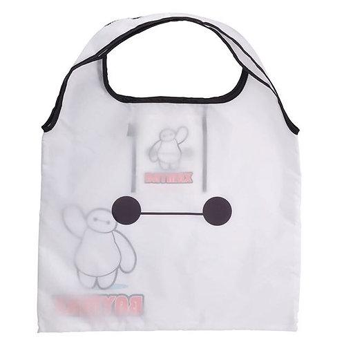 Eco Foldable Tote Bag Collection : Baymax Shopping Bag