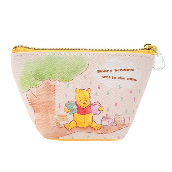 Coin Purse Collection : Winnie the Pooh & Friends Raindrop Coin Purse