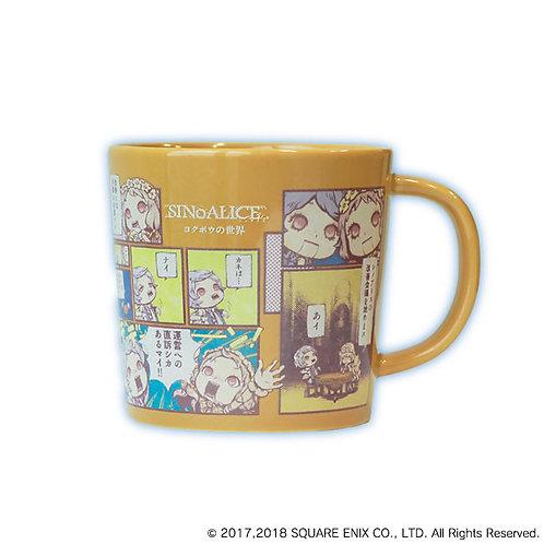 Home Decoration - Square Enix SinoAlice <Gisin Anki's Secret Meeting> Mug