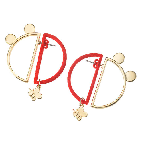 61b514333 Earring series - Winnie the Pooh Furokki Earring
