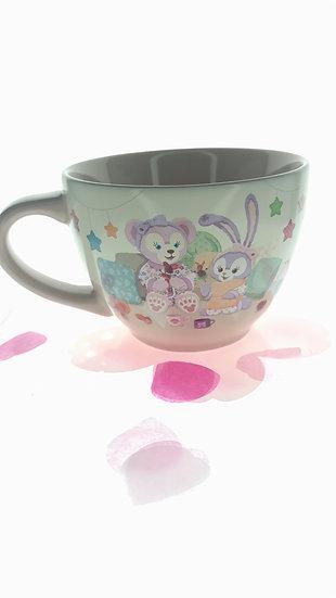 Mug Collection Homeware - Japan DisneySea Duffy & Friends Night Sweet Dream Cup