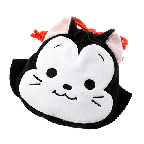 Make-up Pouch Collection : Disney paws & claws series : Figaro Drawstring Pouch