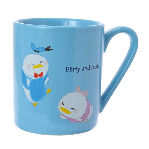 Kitchen Homeware - Tsum Tsum Donald & Daisy Love! Mug