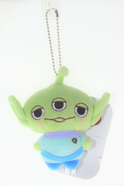 Plushie Keychain Collection - Toy Story Alien Pastel Color Plushie Keychain