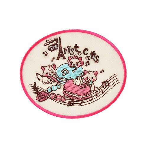 Embroidery DIY Sticker Collection - RAKUGAKI TINY Marie Cat Embroidery Sticker