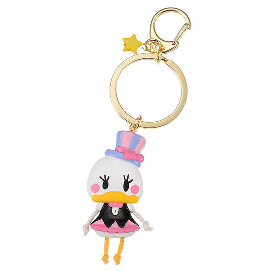 Little Accessories - Circus Series Daisy Keychain