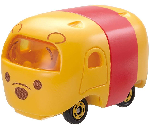 TOY Collection - Winnie The Pooh Tsum Tsum Tomica Car