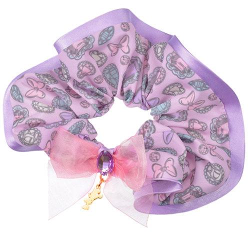 Scrunchie Hair Decoration : Disney Diamond Shine Minnie Hair Scrunchie