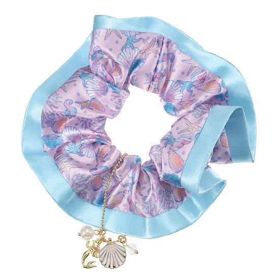 Scrunchie Hair Decoration : Little Mermaid Ariel Crystal Dream Hair Scrunchie