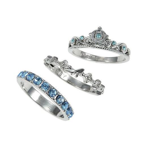 Ring Series : Cinderella  3 Set Ring