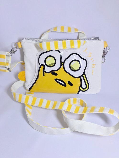 Shoulder Bag Collection :Osaka Universal Studio Exclusive Gudetama Handphone Bag