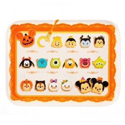 Kitchen Homeware - TSUM TSUM Mickey & Friends Halloween Melamine Tray