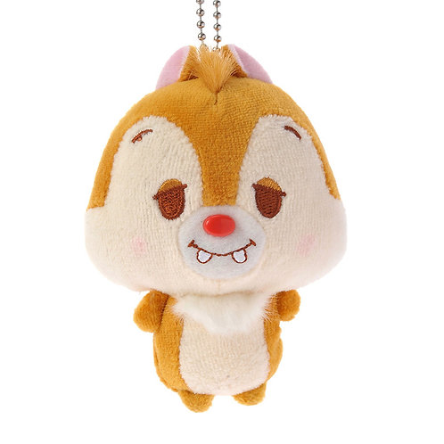 Plushie Keychain Collection - Cute Cheeks Series - Dale