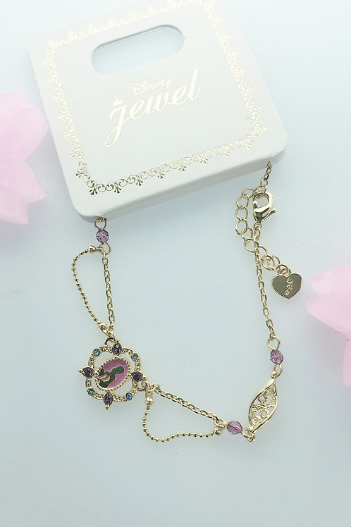 Bracelet series :  Aladdin Jasmine Engraving Dream Bracelet