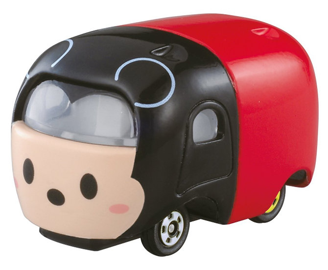 TOY Collection - Mickey Tsum Tsum Tomica Car