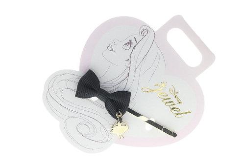 Hair Pin Collection - Alice in Wonderland Black Ribbon Hair Pin