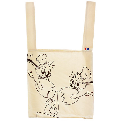 Shopper Bag Collection : DELICATESSEN Chip & Dale Tote Eco Bag