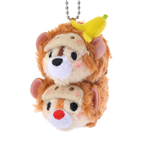 Tsum Tsum Collection -  Monkey zodiac Chip&Dale Tsum Tsum Stack Stack