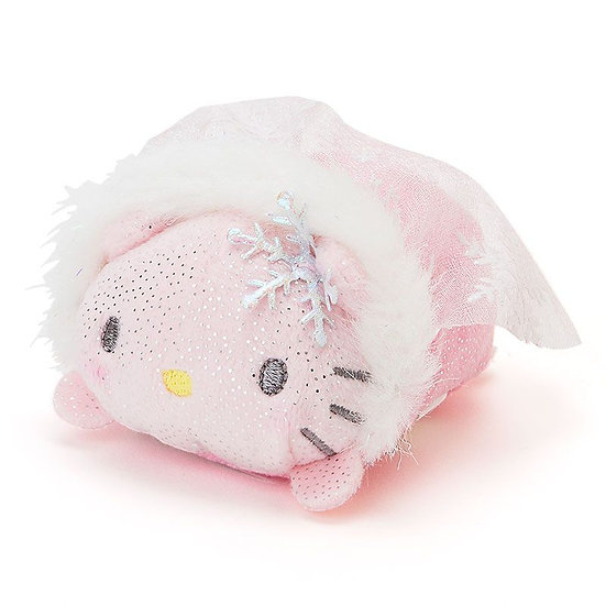 SANRIO TSUM TSUM - Hello Kitty Christmas Snow Shiny Tsum Tsum