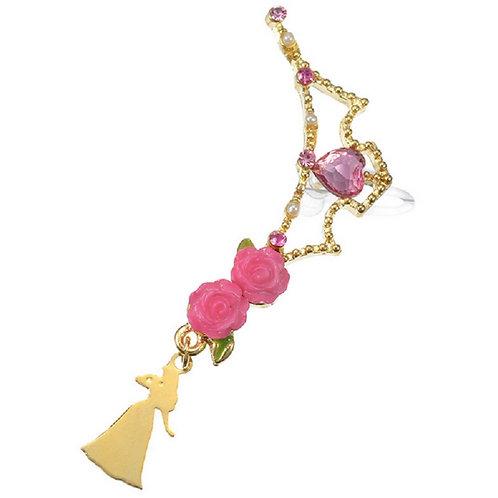 Ear Dress series -Sleeping Beauty Aurora rose