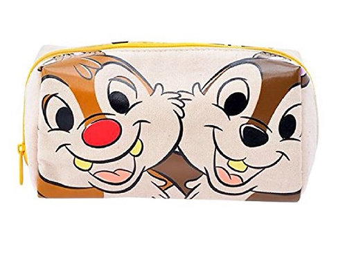 Make-up Pouch Collection : Chip & Dale Fun! Glass Makeup Pouch