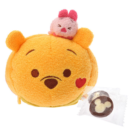 Valentine 2016 Baked chocolate fever pooh & piglet