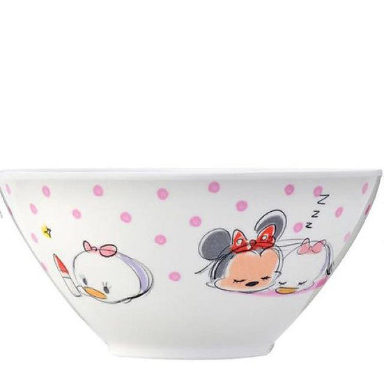 Tableware Collection - Tsum Tsum Mickey & Friends love Salad Bowl