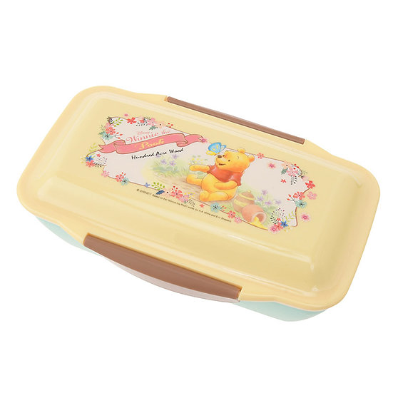 Lunchbox series  :Disney Spring Forest Series Winnie The Pooh Lunchbox Set