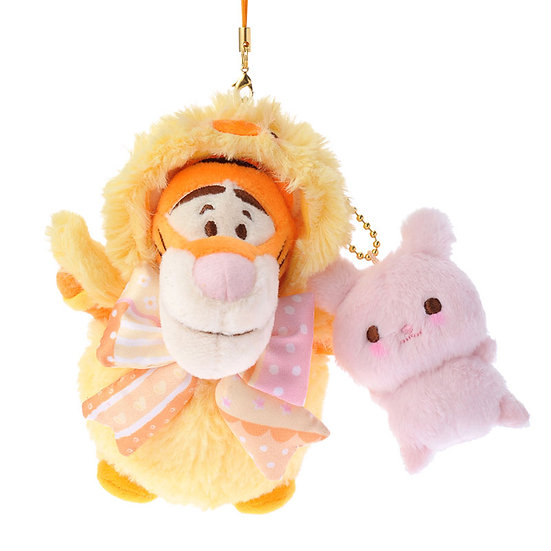 Plushie Keychain Series: Easter 2016 Tigger