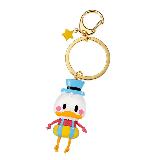 Little Accessories - Circus Series Donald Keychain