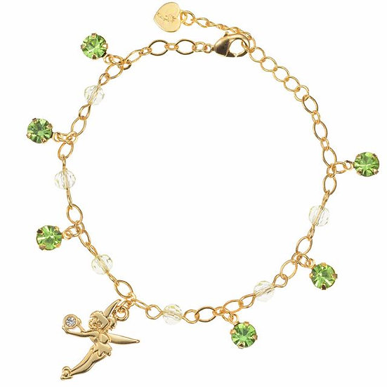 Bracelet series :  The Tinker Bell Shinny Stone Bracelet
