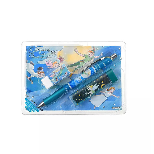 Mechanical Pencil Series :  Peter Pan Stationery Set Story with Postcard
