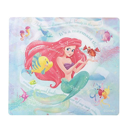 MERMAID LAGOON Series Little Mermaid Mouse Pad