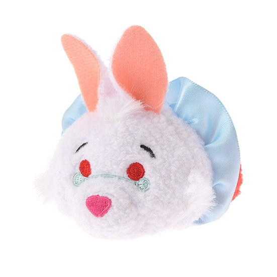 Alice in wonderland 2016 Series Tsum Tsum - white Rabbit