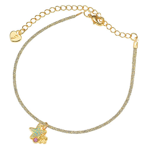 Princess Bracelet Series: Lucky charm mermaid